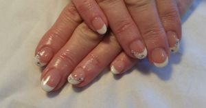 Pearly French Shellac